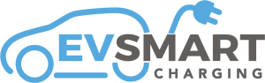 ev smart car charging logo