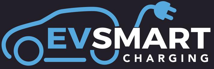 ev smart charging dark logo