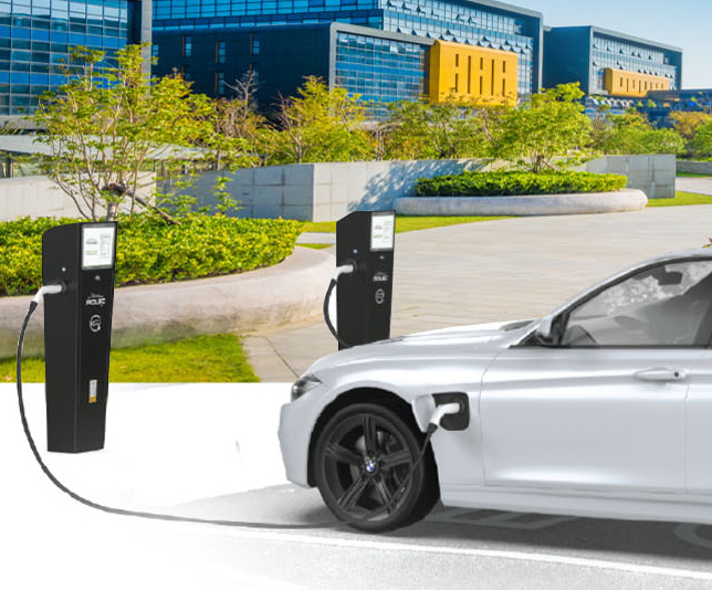 Work place Electric Vehicle Charging Stations